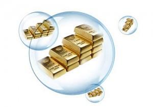 падение цены на золото