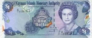 доллар Каймовых островов