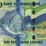 Леон — национальная валюта государства Сьерра-Леоне