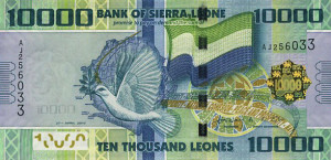 10000 леонов