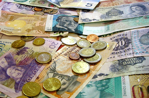 деньги в обращении