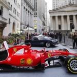 Триумфальный старт Ferrari на Уолл-стрит