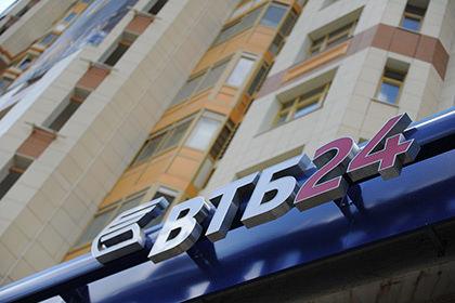 Кредиты ВТБ24 в 2015 году