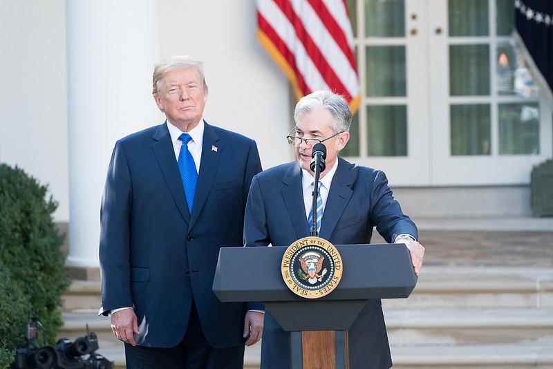 глава американского Центробанка