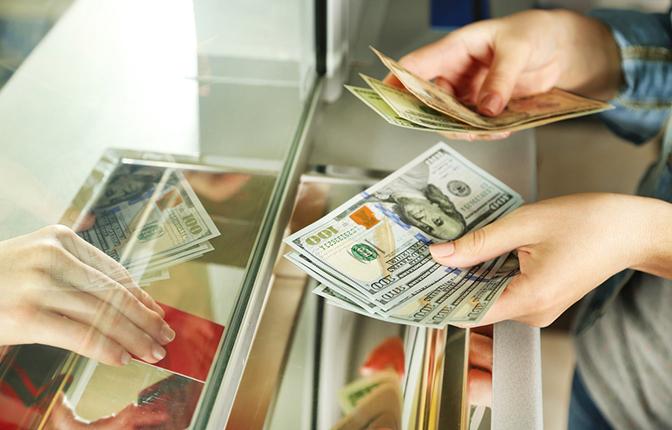 в каком банке самый выгодный курс доллара