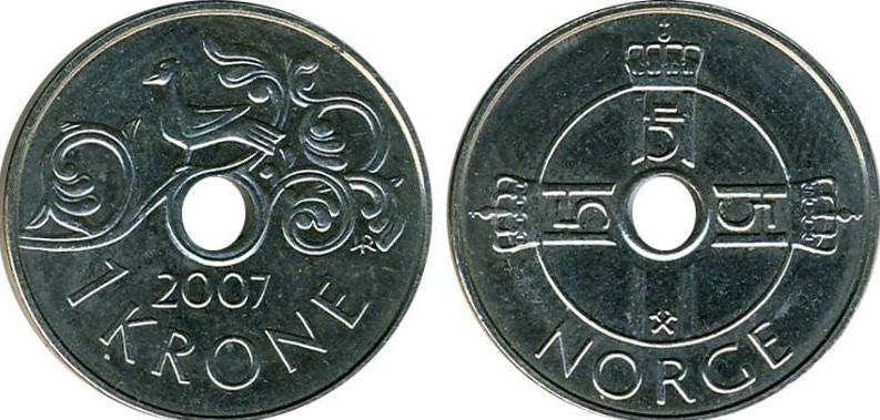 монеты кроны